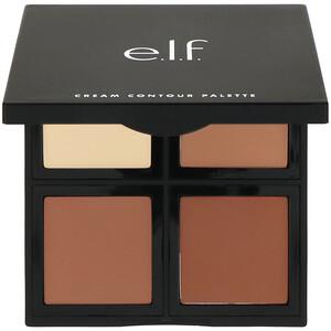 ЕЛФ Косметикс, Cream Contour Palette, 4 Shades, 0.43 oz (12.4 g) отзывы покупателей