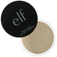 E.L.F., Halo Glow Setting Powder, Light, 0.24 oz (6.8 g)