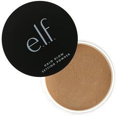 E.L.F., Halo Glow 定妝粉,中性色,0.24 盎司(6.8 克)