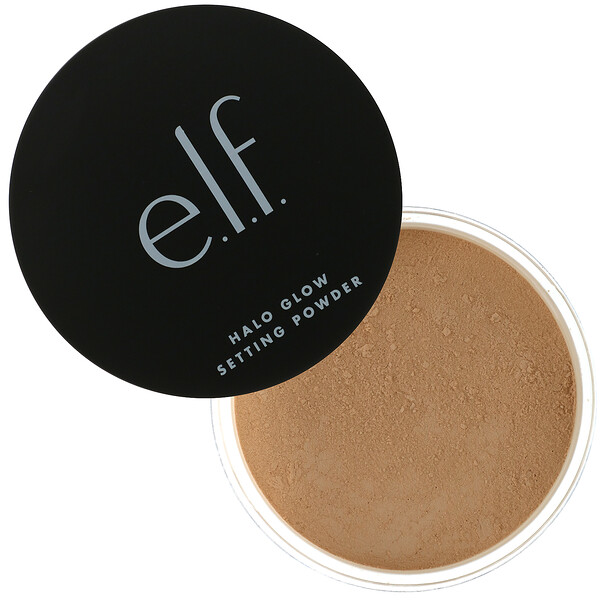 Halo Glow 定妝粉,中性色,0.24 盎司(6.8 克)