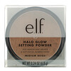 E.L.F., Halo Glow Setting Powder, Medium Beige, 0.24 oz (6.8 g)