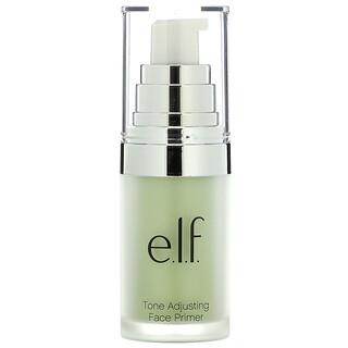 E.L.F., Prebase unificadora del tono para el rostro, Verde neutralizante, 14g (0,47oz)