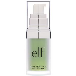 ЕЛФ Косметикс, Tone Adjusting Face Primer, Neutralizing Green, 0.48 oz (13.7 g) отзывы покупателей