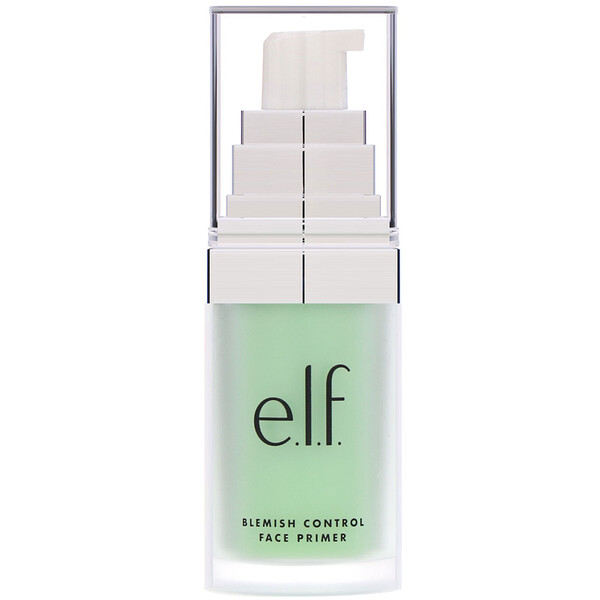 E.L.F., Blemish Control Face Primer, Clear, 0.47 fl oz (14 ml)