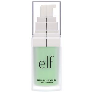 ЕЛФ Косметикс, Blemish Control Face Primer, Clear, 0.47 fl oz (14 ml) отзывы покупателей
