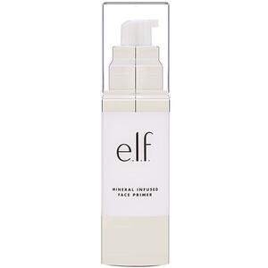 ЕЛФ Косметикс, Mineral Infused Face Primer, Clear, 1.01 fl oz (30 ml) отзывы покупателей