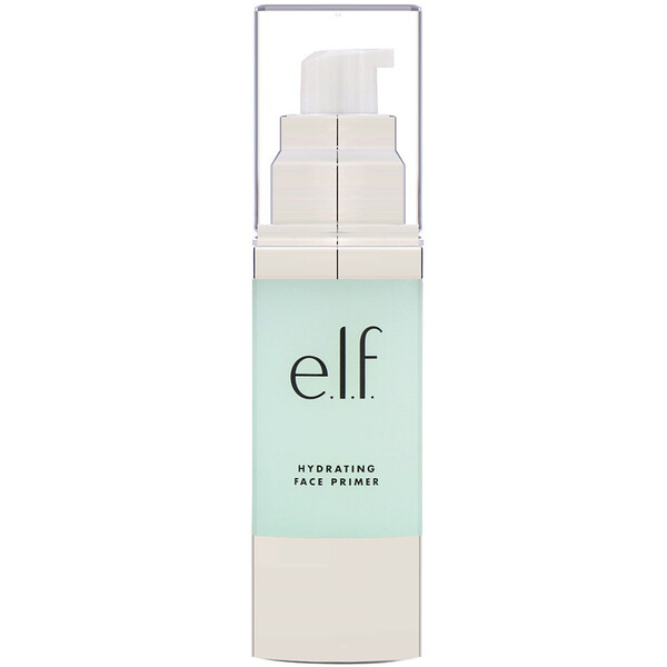 E.L.F., Hydrating Face Primer, Clear, 1.01 fl oz (30 ml)