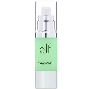 ЕЛФ Косметикс, Blemish Control Face Primer, 1.01 fl oz (30 ml) отзывы покупателей