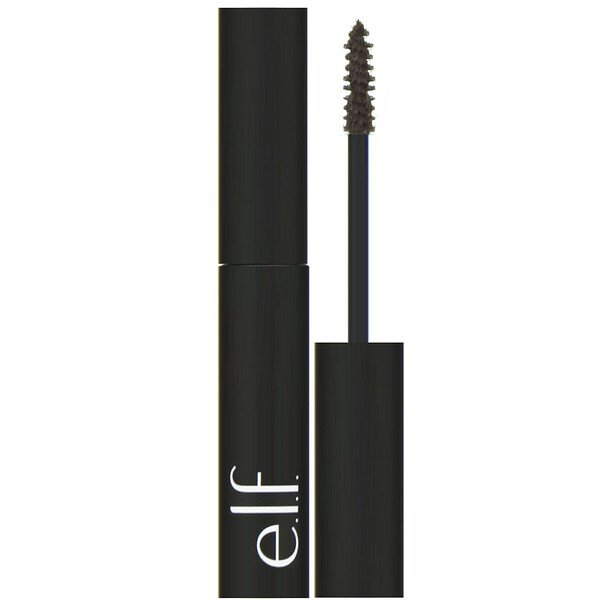E.L.F., Wow Brow Gel, Neutral Brown, 0.12 oz (3.5 g)