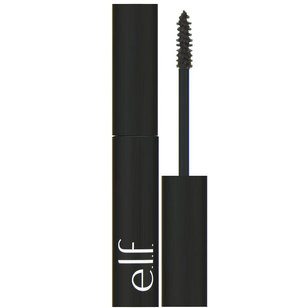 E.L.F., Wow Brow Gel, Deep Brown, 0.12 oz (3.5 g)