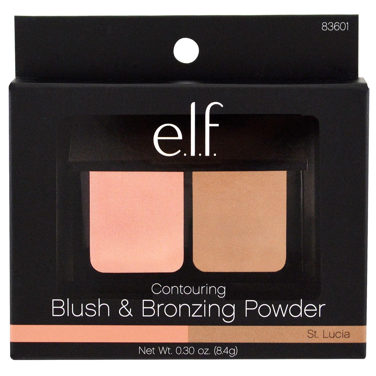 Elf cosmetics contouring blush bronzing powder st lucia click to zoom ccuart Choice Image