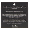 E.L.F. Cosmetics, Contouring Blush & Bronzing Powder, Fiji-Matte, 0.30 oz (84 g)