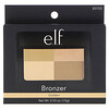 E.L.F. Cosmetics, Bronzer, Golden, 4 Shades, 0.53 oz (15 g)