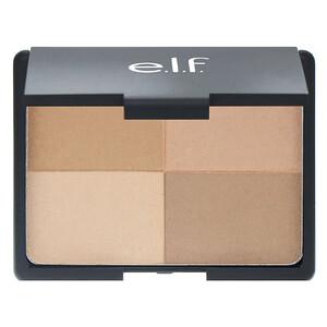 ЕЛФ Косметикс, Bronzer, Golden, 4 Shades, 0.53 oz (15 g) отзывы покупателей