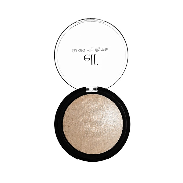 E.L.F. Cosmetics, Baked Highlighter, Moonlight Pearls, 0.17 oz (5 g)