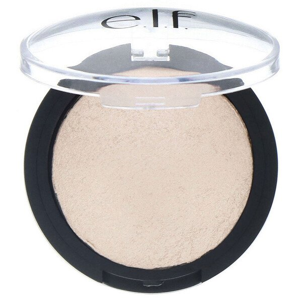 E.L.F., Baked Highlighter, Moonlight Pearls, 0.17 oz (5 g)