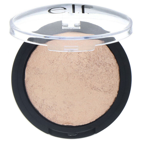 E.L.F., Baked Highlighter, Blush Gems, 0.17 oz (5 g) (Discontinued Item)