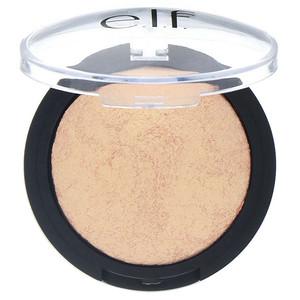 ЕЛФ Косметикс, Baked Highlighter, Apricot Glow, 0.17 oz (5 g) отзывы покупателей