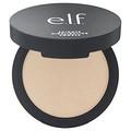 E.L.F. Cosmetics, シマーハイライティングパウダー、ストレートグロウ、0.28オンス (8 g)