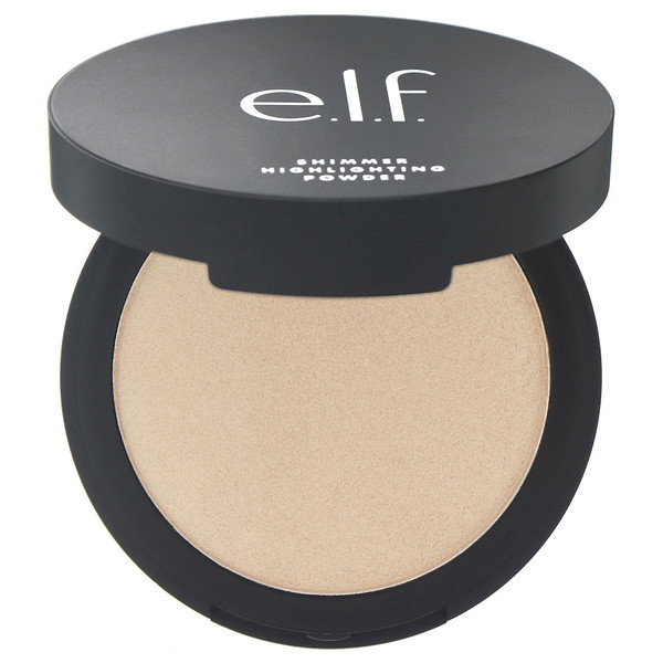 E.L.F., Shimmer Highlighting Powder, Starlight Glow, 0.28 oz (8 g) (Discontinued Item)