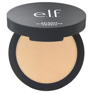 E.L.F. Cosmetics, 시머 하이라이팅 파우더, 선셋 글로, 0.28 oz (8 g)