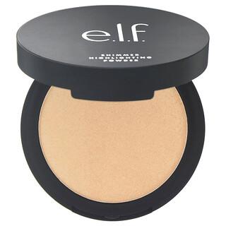 E.L.F. Cosmetics, Shimmer Highlighting Powder, Sunset Glow, 0.28 oz (8 g)