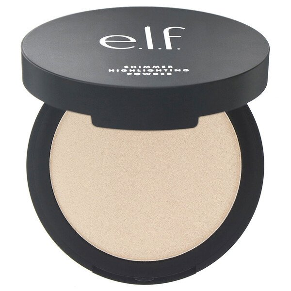 E.L.F., Shimmer Highlighting Powder, Pearl Glow, 0.28 oz (8 g)