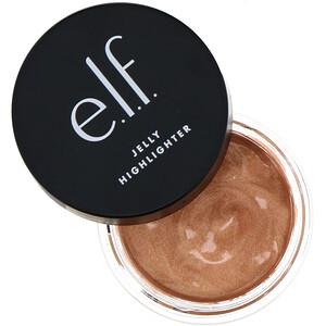 ЕЛФ Косметикс, Jelly Highlighter, Dew, 0.44 fl oz (13 ml) отзывы покупателей