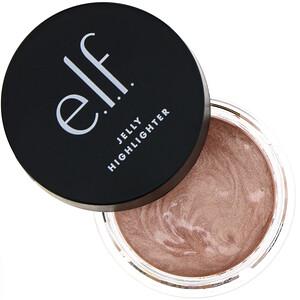 ЕЛФ Косметикс, Jelly Highlighter, Bubbly, 0.44 fl oz (13 ml) отзывы покупателей