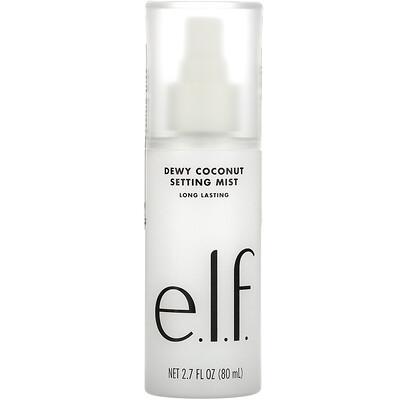 E.L.F. Dewy Coconut Setting Mist, 2.7 fl oz (80 ml)
