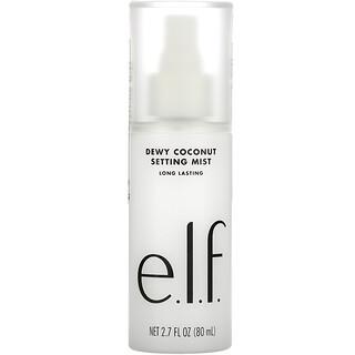 E.L.F., Dewy Coconut Setting Mist, 2.7 fl oz (80 ml)