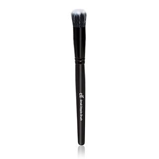 E.L.F. Cosmetics, Small Stipple Brush, 1 Brush
