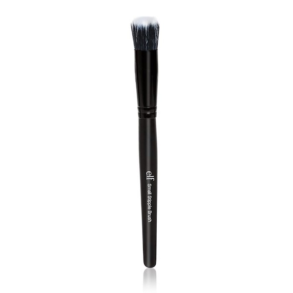 E.L.F., Small Stipple Brush, 1 Brush (Discontinued Item)