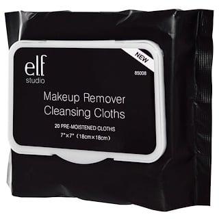 E.L.F. Cosmetics, Reiningungstücher zur Make-up-Entfernung, 20 Feuchttücher