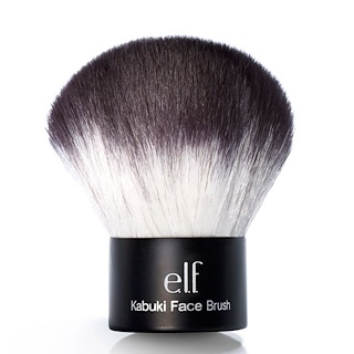 E.L.F. Cosmetics, Kabuki Face Brush , 1 Brush