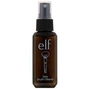 ЕЛФ Косметикс, Daily Brush Cleaner, Clear, 2.02 fl oz (60 ml) отзывы покупателей