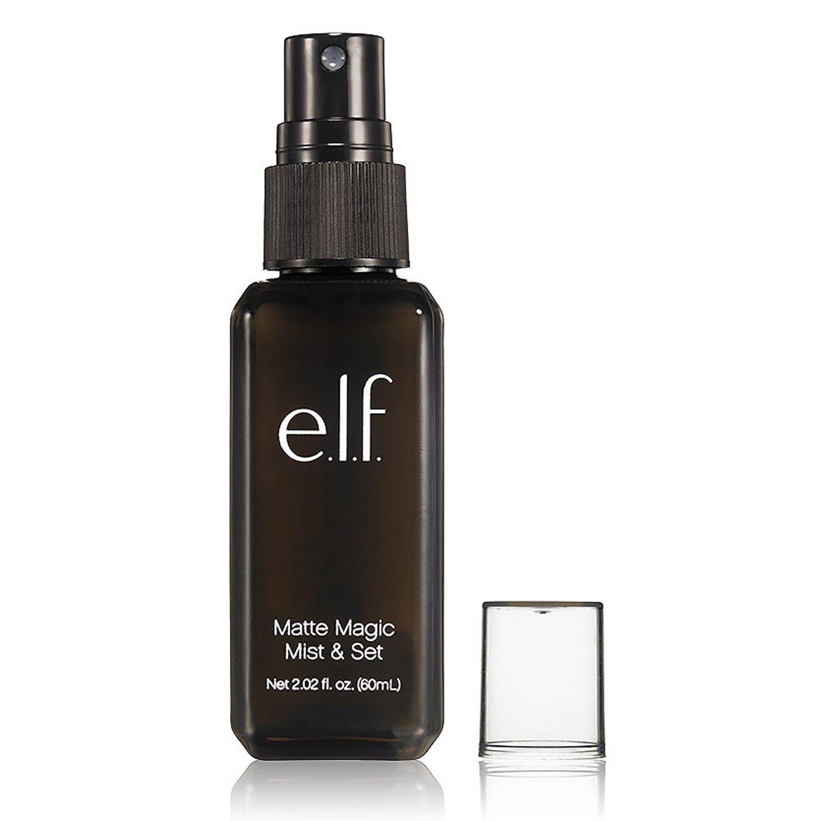 E.L.F. Cosmetics, Матовая магия, фиксирующий спрей, 2,02 унц. (60 мл)