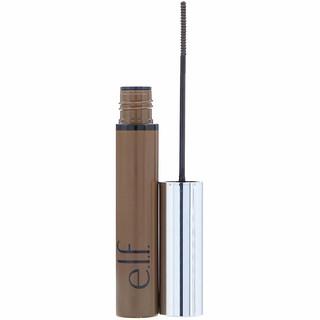 E.L.F. Cosmetics, Beautifully Bare Sheer Tint Brow Gel, Medium, 0.27 fl oz (8 ml)