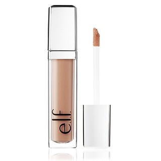 E.L.F. Cosmetics, Beautifully Bare, Smooth Matte Eyeshadow, Nude Linen, 0.22 oz (6.5 g)