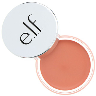 E.L.F. Cosmetics, Beautifully Bare, brillo para mejillas, melocotón suave, 0,35 oz (10,0 g)