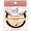 E.L.F., Beautifully Bare, Sheer Tint, Finishing Powder, Fair/Light, 0.33 oz (9.4 g)