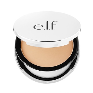 E.L.F. Cosmetics, Beautifully Bare, Sheer Tint, Finishing Powder, Fair/Light, 0.33 oz (9.4 g)