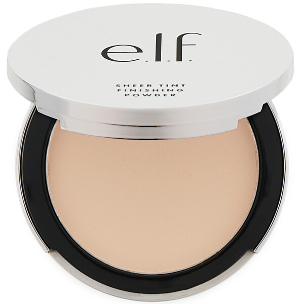 E.L.F., Beautifully Bare, Sheer Tint, Finishing Powder, Fair/Light, 0.33 oz (9.4 g)