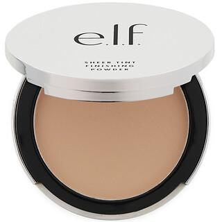 E.L.F., Beautifully Bare, Sheer Tint Finishing Powder, Light/Medium, 0.33 oz (9.4 g)