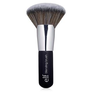 E.L.F. Cosmetics, Beautifully Bare Blending Brush, 1 Brush