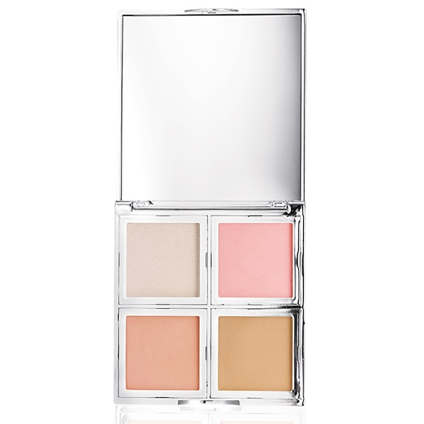 E.L.F., Beautifully Bare, Natural Glow Face Palette, Fresh & Flawless , 0.56 oz (16 g)
