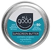 All Good Products, Todo Bueno, Crema Protectora Solar, SPF 50, 1 oz (28 g)