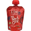 Ella's Kitchen, The Red One, Squished Smoothie Fruits, 3 oz (85 g)