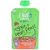 Ella's Kitchen, Organic, Veggie + Bean Feast with Basil, 4.5 oz (127 g)