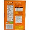 Ella's Kitchen, Nibbly Fingers, Mangoes + Carrots, 5 Bars, 4.4 oz (125 g)